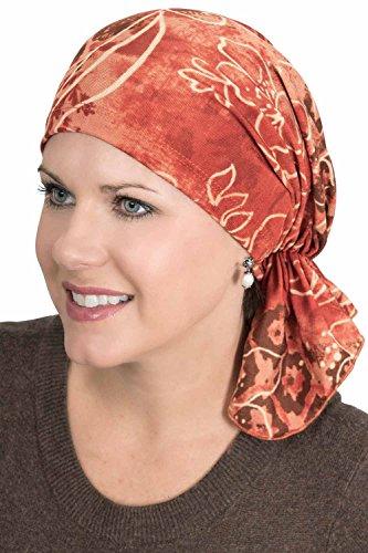 slip on slinky pre scarf scarves for cancer